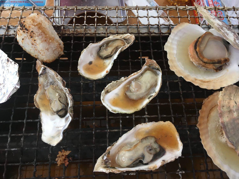 今が旬!福岡の冬は牡蠣小屋!糸島のおすすめ牡蠣小屋