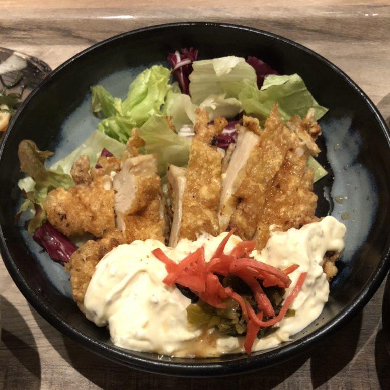 はかた地どりをリーズナブルに味わえる 福栄組合博多川端店 おすすめ定食ランチ