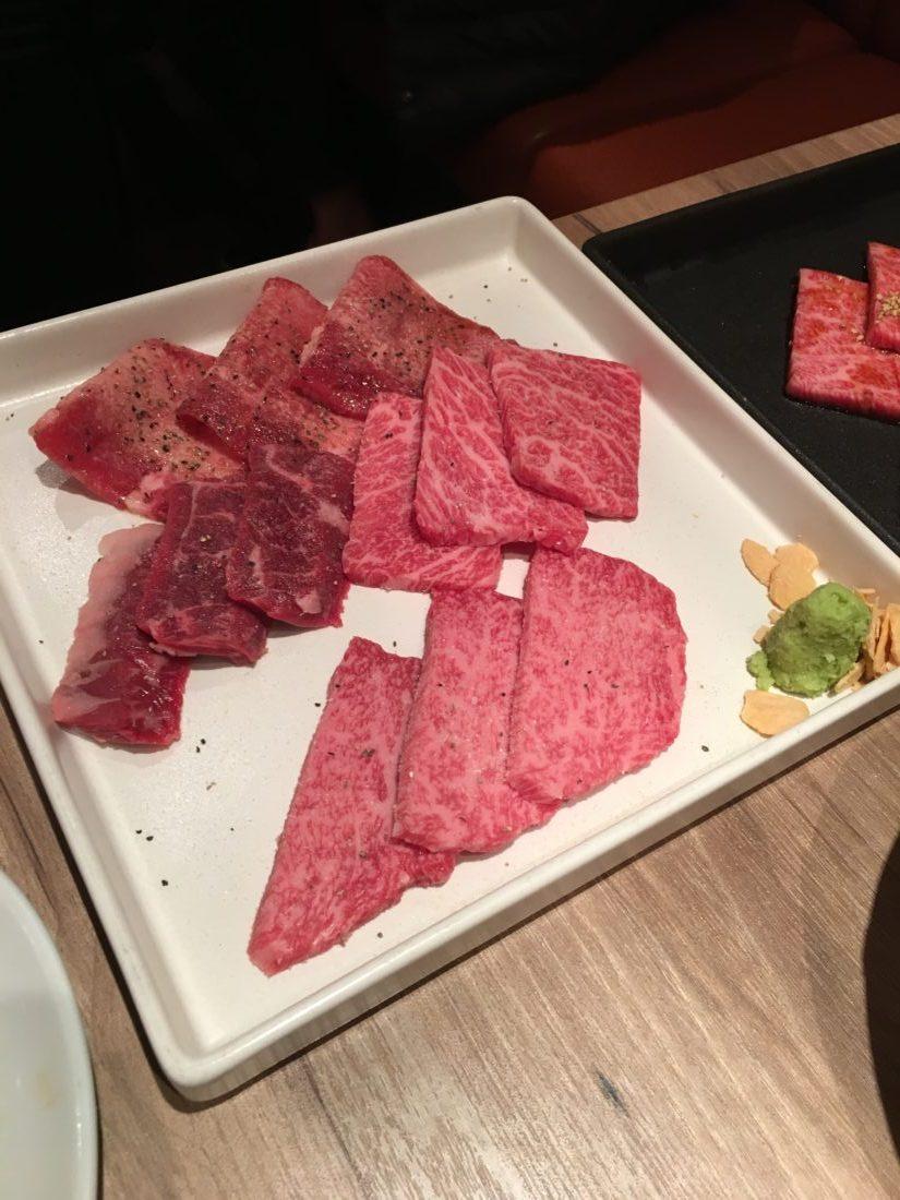 【薬院】手頃な値段で上質な和牛が食べられる店、薬院焼肉NIKUICHI (ニクイチ)