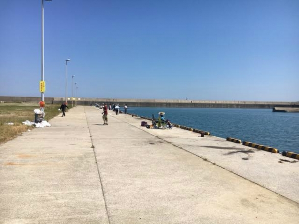 福岡の釣り場情報『新宮漁港』