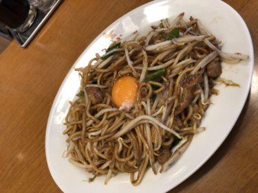 パリッと麺が美味しい日田の名物「焼きそば」想夫恋