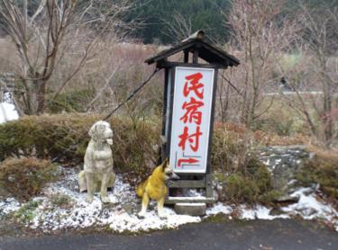 【九重】ペットと泊まれる離れの温泉宿「民宿水分村」