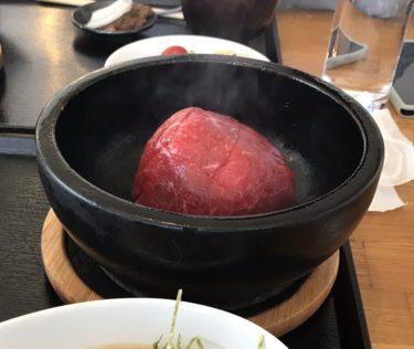 今泉の博多肉道楽で映えるお肉ランチ♪