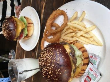 【今泉】福岡で唯一ハンバーガー百名店「ハングリーヘブン 福岡今泉店」