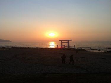 【二見ヶ浦海水浴場】福岡のおすすめ海水浴場