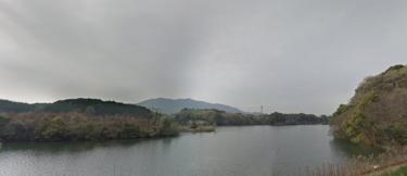 【久保白ダム】福岡おすすめバス釣りスポット